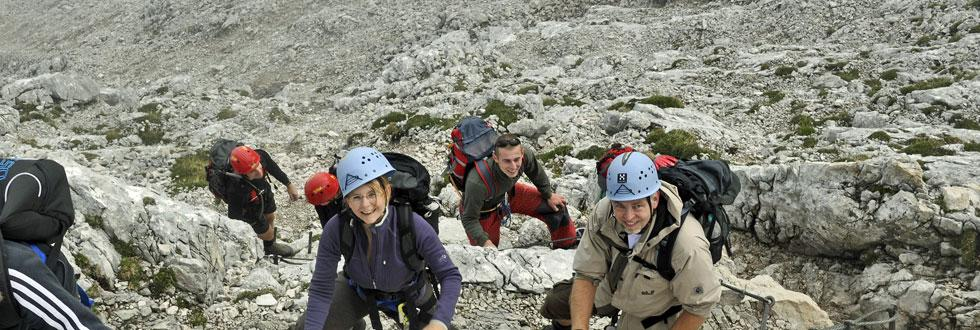 Bergsportgruppe der NaturFreunde